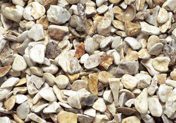 Yorkshire Cream Gravel 20mm
