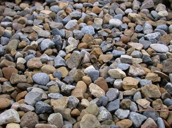 20mm River Gravel